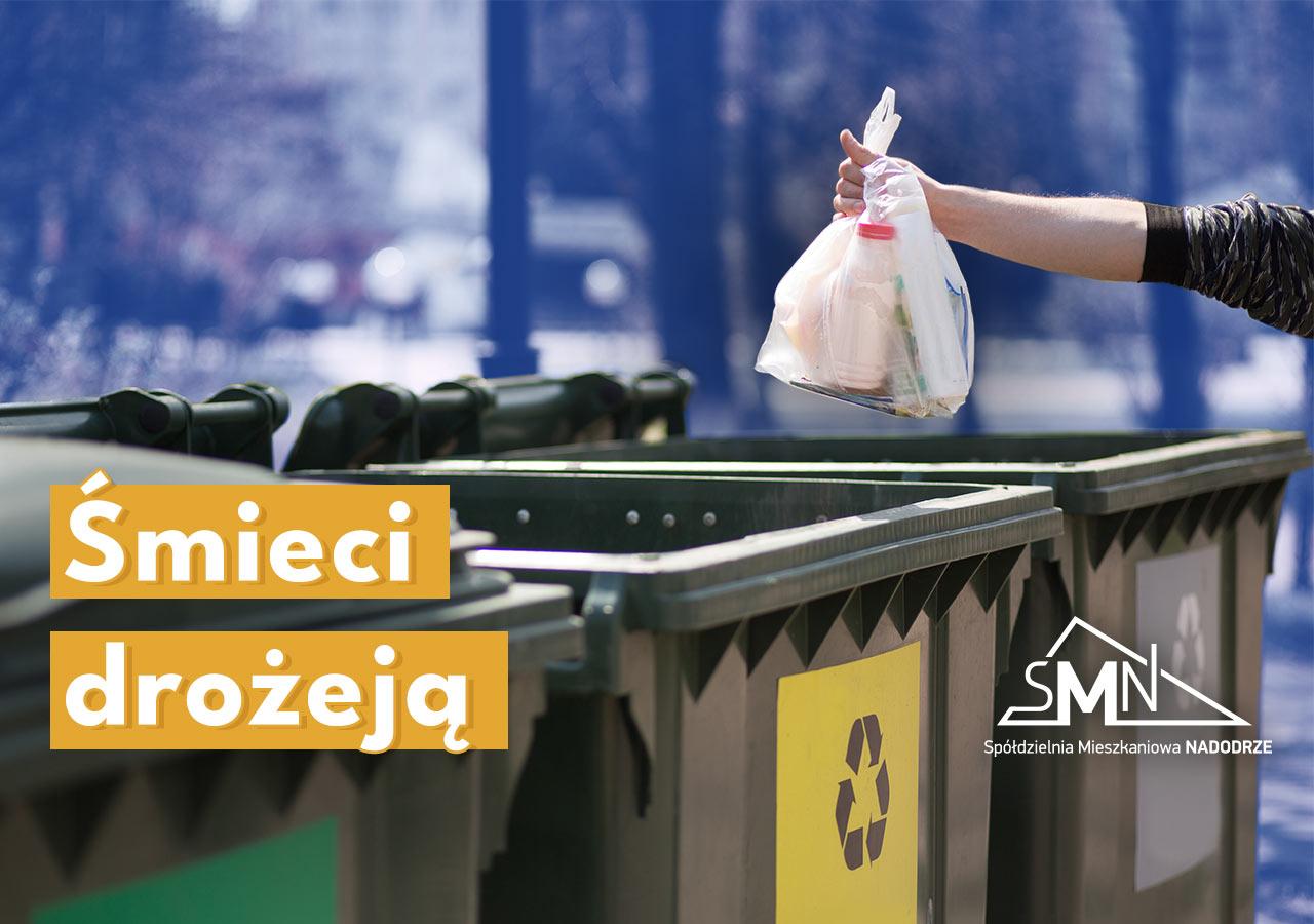 Śmieci w Głogowie drożeją