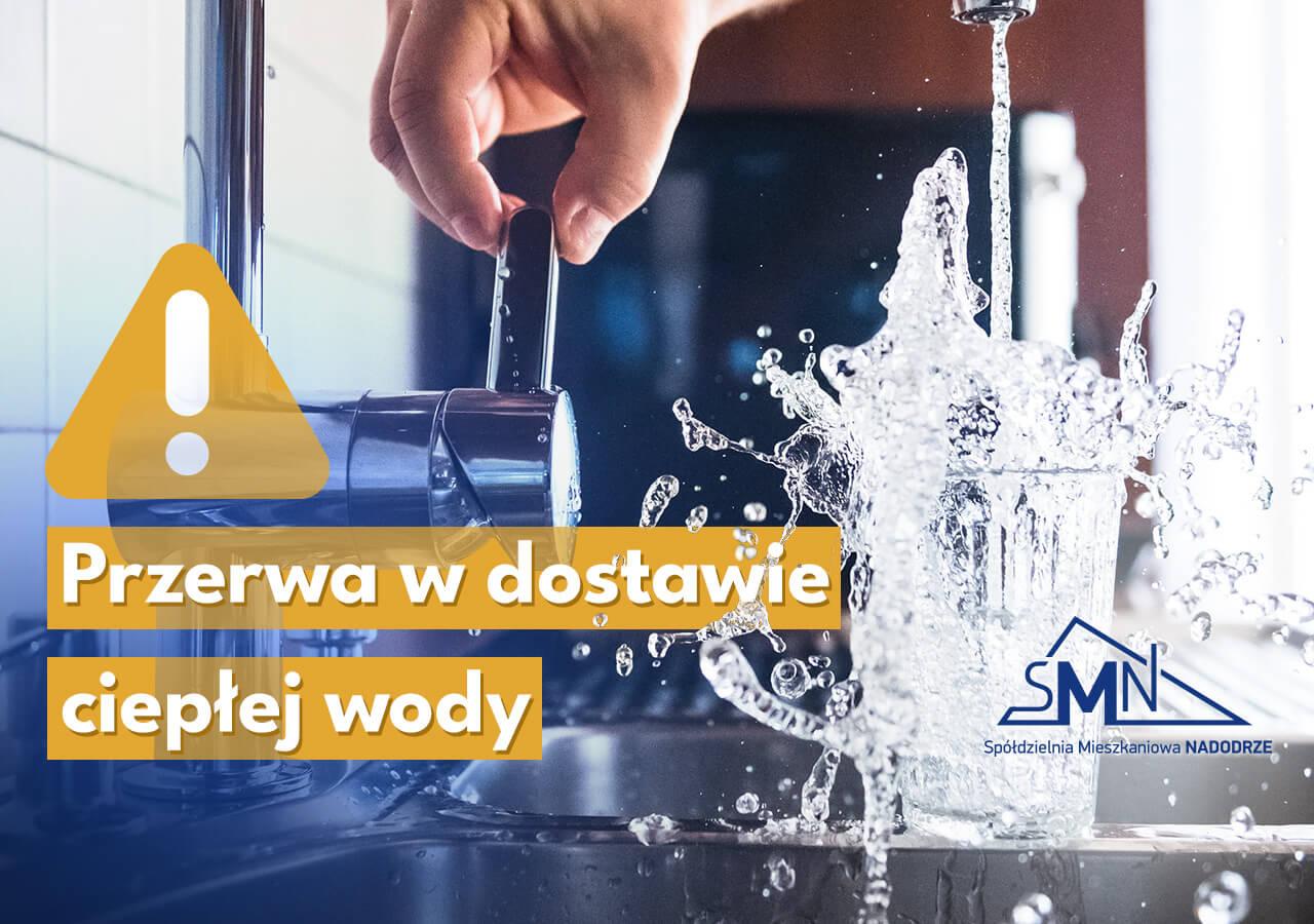 Przerwa w dostawie ciepłej wody w Głogowie