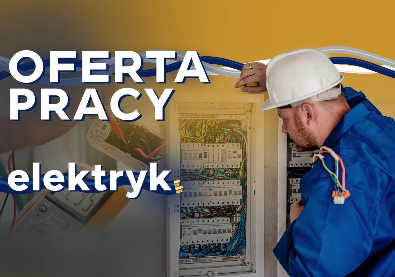 Praca dla elektryka w Głogowie